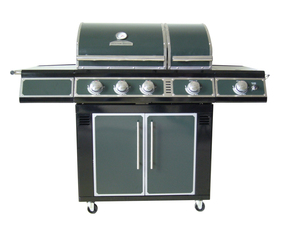 Master Forge 3 Burner Gas Grill